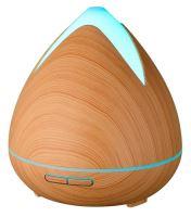 Hütermann 02 aroma difuzér světlé dřevo 400 ml - ultrazvukový