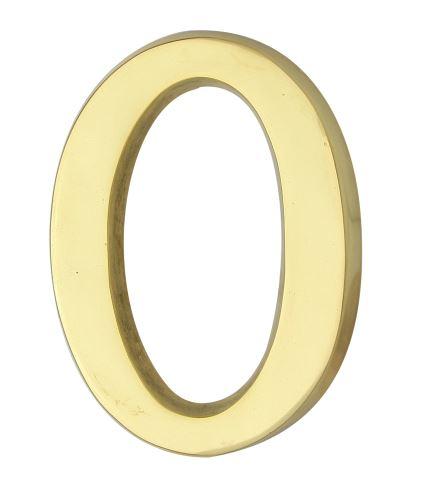 Číslice 10 cm