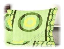 VERATEX Povlak na polštářek krep 50x70cm-zip (R1043)