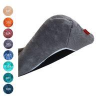 Aesthetic Prostěradlo do kočárku, košíku -mikroplyšové - 32x75cm - mix barev doprodej TYP: 355 - levandulová