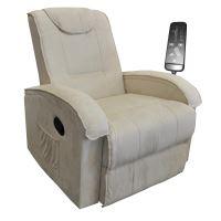 Masážní křeslo BOB béžová K40 IDEA nábytek