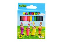 Pastelky WIKY 12ks (9cm) - 8590331295241