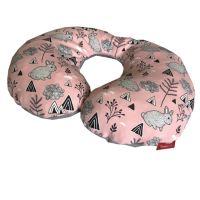 Aesthetic Bezpečnostní nákrčník bavlna plátno - bunny růžová