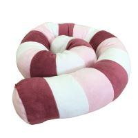 Aesthetic Víceúčelový Válec - bílá, růžová světlá, šeříková Délka: 2 m