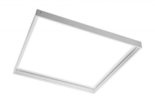 GTV  RM-KNG60X60-00 Rám pro přisazenou instalaci LED panelu 60x60cm (TYP K