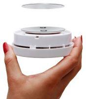 Samolepící magnetický držák - podložka (nemusíte do stropu nebo stěny zašroubovat ani jeden šroub)