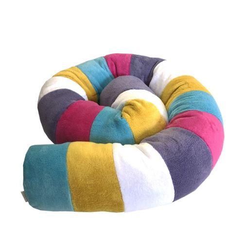 Aesthetic Víceúčelový Válec FRIENDS - bílá, tyrkysová, růžová, fialová, žlutá Délka: 2 m