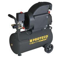 PROTECO - 51.02-K-1500 - kompresor 1.5kW, nádoba 24L
