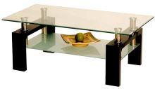 FALCO Konferenční stolek A 08-2 černý - 1001021604