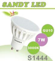 SANDRIA LED žárovka GU10 S1444 SANDY LED GU10 7W SMD 3000K