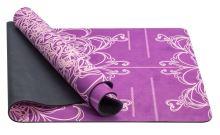 Podložka na jógu Mandala Violet
