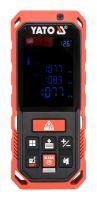 Yato Laserový měřič vzdálenosti 0.2-40M, 10 režimů YT-73126