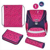 Herlitz ultralehký plus hvězdná školní taška