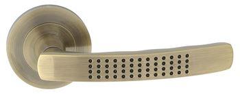 Dveřní dělené rozetové kování OSLO-R