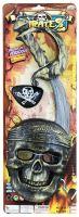 Pirátská sada s maskou (8590687212688)