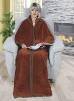 VERATEX Televizní pytel 150x180 cm (hnědý)