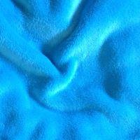 Aesthetic Prostěradlo do kočárku zimní - mikroplyš - Mix barev32x75cm DOPRODEJ Barva: 332-tyrkysová