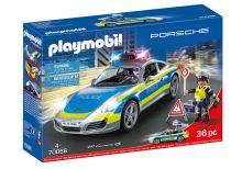 Playmobil  Porsche Carrera Police 70066
