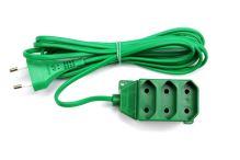 Vorel Kabel prodlužovací 3 m 3 zásuvky TO-72451