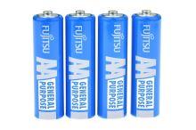 Baterie FUJITSU 4ks - 1,5V AA (R6) - 4976680308117