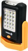 Vorel Svítilna otočná 20+3 LED TO-82730