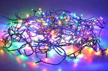 LED světýlka do exteriéru a interiéru (9m) 120 diod - Multi barevné - 8719202259261