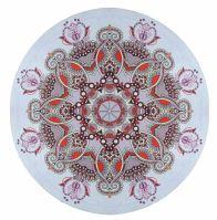 Podložka na jógu mandala kulatá 140cm ORNAMENT