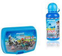 Astra set láhev na vodu + snídaně playmobil pl-08