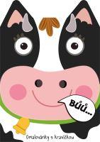 Omalovánka A4 zvířátka - Kráva (8595593820972)