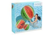 Nafukovací míč INTEX - Meloun (107cm) - 6941057413273