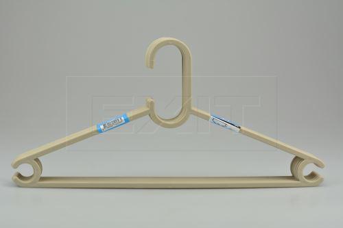 Set 10ks plastových ramínek na oblečení