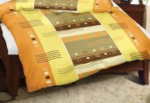 VERATEX Přehoz na postel FLANEL 140x200 cm (vyberte dezén z nabídky Flanelové povlečení)