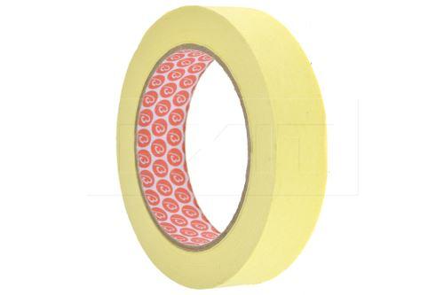 Krepová páska 25mm / 50m do 60°C - 4025648707506