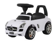 Dětské odrážedlo Mercedes sls bílá