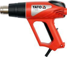 Yato Pistole opalovací 2000 W s příslušenstvím YT-82293