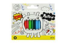 Pastelky TOTO 18ks (9cm) - 8590331249527