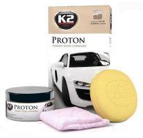 K2 K2 PROTON 200 g - tvrdý vosk karnauba amG040