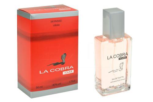 Toaletní voda La Cobra - 50ml - 5904378131128