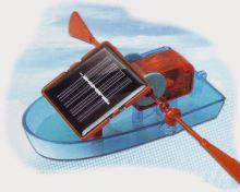 Solární stavebnice Boat  - solární hračka  - člun