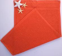 VERATEX Dětský froté ručník 30x50 cm červená