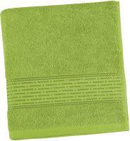 VERATEX Froté ručník Lucie 450g 50x100 cm (žlutozelená)