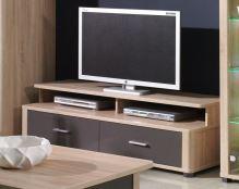 FALCO TV stolek Filemon R5 sonoma/grafit lesk - 0201011108
