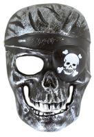 Dětská maska kostra pirát (8590687713857)