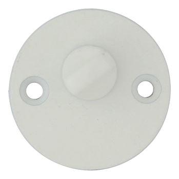 rozeta ECONOM - WC - bílá