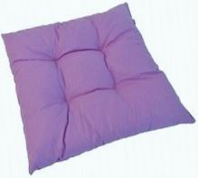 VERATEX Sedák prošívaný  40x40 cm (fialový)