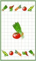 VERATEX Utěrka 40x70cm rajče 100% Bavlna (1ks)