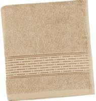 VERATEX Froté ručník Lucie 450g 50x100 cm (béžová)