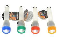 Kapesní svítilna REDCLIFFS (15.5cm) - Mix barev, 1ks - 8719202956900