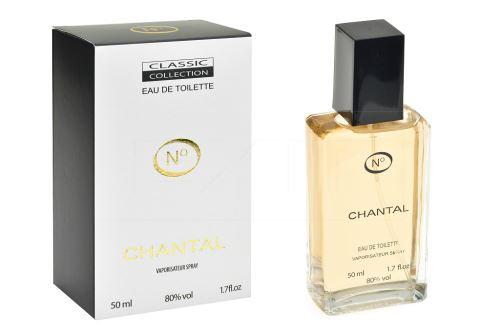 Toaletní voda Chantal N° - 50ml - 5904378131029