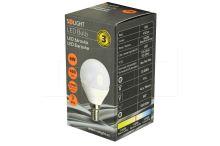 LED žárovka SOLIGHT E27 - 6W 4000K - 8592718018108